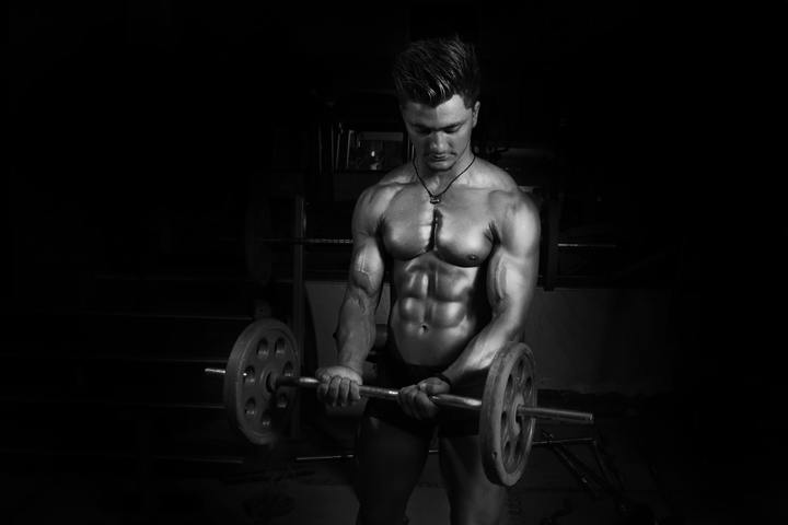 THE BEST ARMS WORKOUT TO BUILD BIG ARMS - mykegen fit